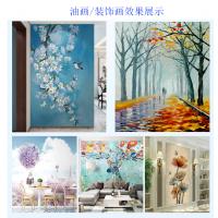 1.6米高精度油画装饰画喷绘打印机 厂家直销价格优惠