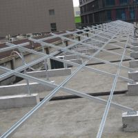 石河子41*52并网发电光伏支架,设计预算、成套发货