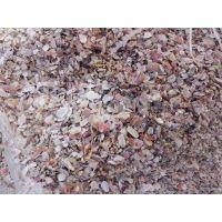 厂家直销油田贝壳渣 鸡鸭鹅家禽用饲料添加贝壳沙 分目贝壳粉