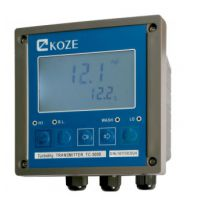 KOZE微电脑TC-5000在线浊度/悬浮物/污泥浓度控制器