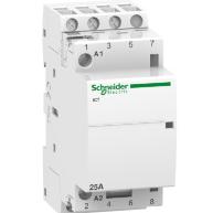 施耐德接触器A9C20833 标准接触器 iCT 3NO 220-240V 25A