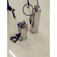 批发居思安5L强酸碱洗消器SZW-5不锈钢洗消器价格低