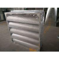 中信加工定制各种消声器 折板式 地铁专用 工业消声降噪