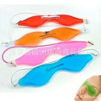 厂价直销 PVC入油眼罩 液体冰眼罩 按摩眼罩 促销礼品小眼罩
