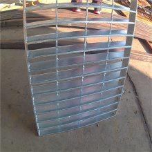 热镀锌钢格栅 排水沟格栅盖板 平台网格板