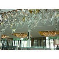 北京副中心定制现代简约酒店 会所大堂各种水晶LED灯