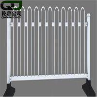 热镀锌市政交通护栏公路马路施工道路护栏围栏人行道栅栏