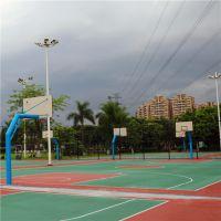 厂家直销灯杆 6米LED户外球场 篮球场太阳能  路灯灯杆