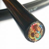 钢丝抗拉卷筒电缆4*4/6/8/10+14*0.75/1.0