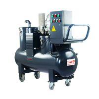 机械设备上除油专用机器 威德尔大容量工业吸油机WX160-2OIL