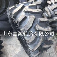 供应人字花纹农用向阳红604A拖拉机轮胎13.6-16