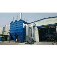 深圳巨龙木工业专用mc320脉冲布袋除尘器