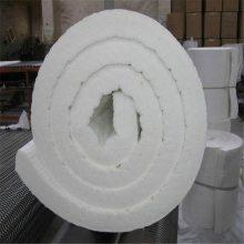 厂价批发硅酸铝甩丝纤维毯 内墙隔断硅酸铝保温毯