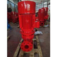 赣州消防泵生产厂家XBD16.0/40-150GDL恒压切线泵调试