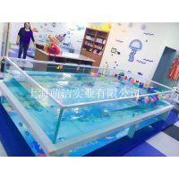 萌贝湾上海小孩婴儿游泳设备厂家直销效果好