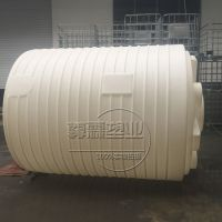 上海尊霖10吨塑料水箱 10T防腐储罐 10立方PE水塔 10000L化工储罐