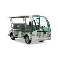 成都八座电动观光车价格 景区观光公交车 四川诺乐Nuole4200*1520*2025mm
