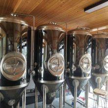 合肥烧烤店自酿啤酒设备厂家精酿啤酒设备价格