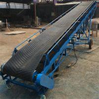 大米爬坡小型输送机 兴亚物流输送设备图片
