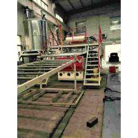PVC新型石塑地板生产线技术