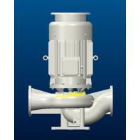 ISG管道泵三维安装零件