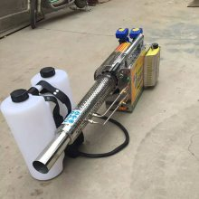 惠州果园打药机 小型背负式喷药机 圣鲁新型烟雾机