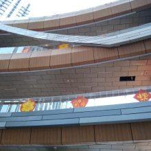 供应 淮安酒店门檐铝单板 专业定做氟碳铝单板