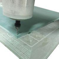 人造板机隔热板厂家 热压机模具隔热板 压机设备耐高温模具隔热板 来图纸定制