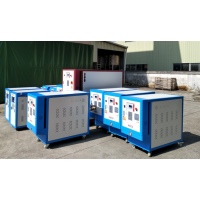 压花辊轮油式模温机 PVC压延专用模温机