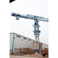 QTZ125行走式塔吊基础的做法及汇友QTZ6016行走式塔吊价格