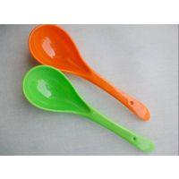 黄岩注塑模具 塑料彩色勺子餐具模具厂家