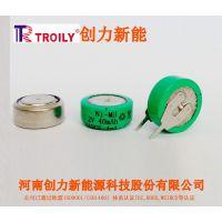 TROILY可充式纽扣电池1.2V/40mAh