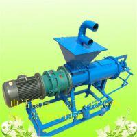 鸭粪干湿分离机 多用途固液分离机 挤压式螺旋粪便脱水机