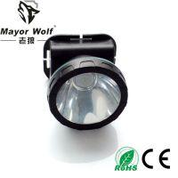 厂家直销 led强光充电内置电池强光头灯 户外探明割胶充电头灯