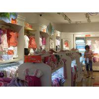 高档鞋店内衣店展示柜整体布局店面设计服装童装陈列柜鞋柜效果图