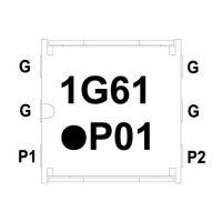 贴片隔离器 IL05AL1618AAE IL05AR1618AAE 电子材料
