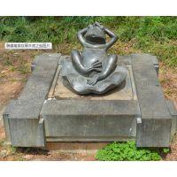 寓意雕像广东原著雕塑厂家寓言故事雕塑校园广场应景摆件