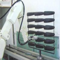 汽车后视镜喷涂线 机器人喷涂线 汽车内外饰件喷涂自动化设备