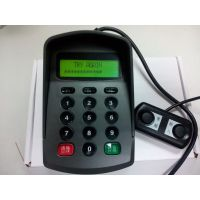 CM834 有液晶带语音密码小密码键盘 USB口药店 超市密码键盘