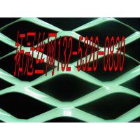 铝板网天花吊顶幕墙--花纹防滑金属网--铝板拉伸网图片--厂家实体店