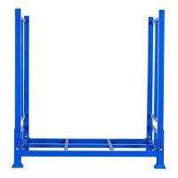 仓储货架 巧固架 金属定制钢托盘可代替货架用堆垛架堆叠架堆高架