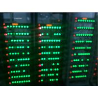 新威NEWARE 电池检测柜正在批量分容测试电池当中