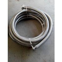 304金属卫生级卡箍活接头连接编织软管 非标定制 举报
