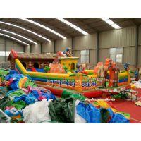 供应儿童玩具大小型充气城堡造型美观欢迎订购