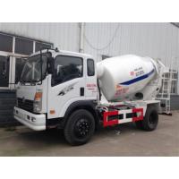 供应华专一牌CDW5160GJBA1R4重汽王牌6方水泥搅拌车,3.5L