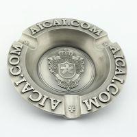 厂家定制金属质感的烟灰缸 金属工艺品 礼物 旅游纪念物 烟灰缸