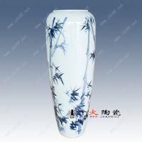 千火陶瓷 2018年新款落地现代装饰大花瓶批发