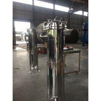 30T/H 砂滤器碳滤器 加袋式过滤器农饮水配置
