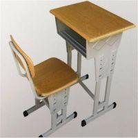 奎屯 升降课桌椅 板式辅导班课桌椅 厂家直销
