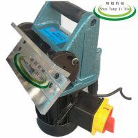 硕阳机械SKF-15平板钢板倒角机手提坡口机